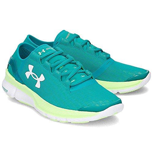 Under Armour–Speed Forma Turbulence Zapatillas de running para mujer azul