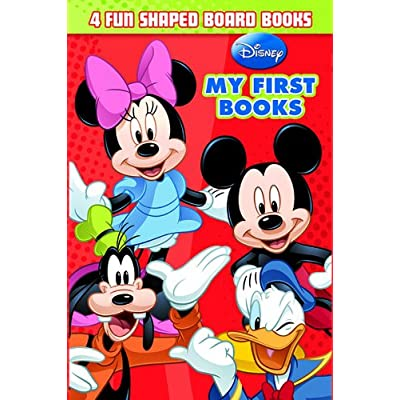Disney My First Board Books Box Set: Dalmatian Press: Toys & Games