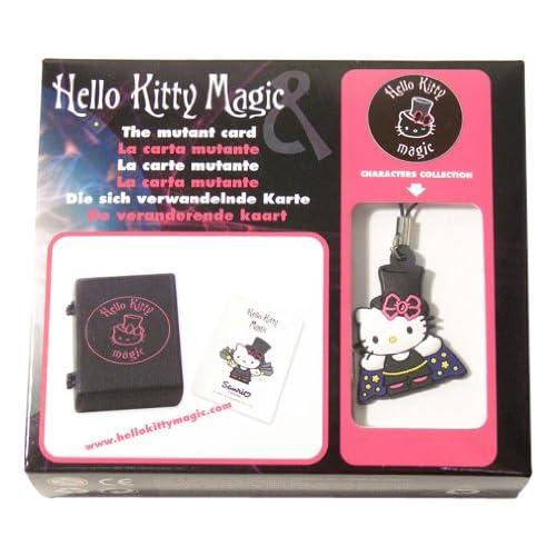 Hello Kitty Magic MS2006 - Décoration de Fêtes - Tour de Magie - La Carte Mutante