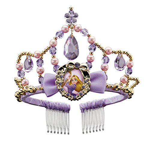 Rapunzel Costumes Disney (Rapunzel Classic Disney Princess Tangled Tiara, One Size Child)