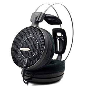 Audio Technica ATHAD2000x - Auriculares Hi-Fi (clavija jack de 3,5 mm), color negro
