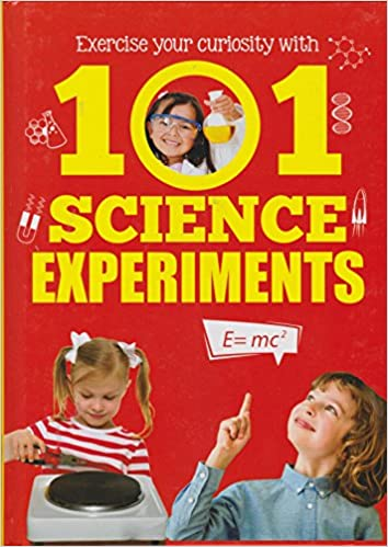 101 Science Experiments Book