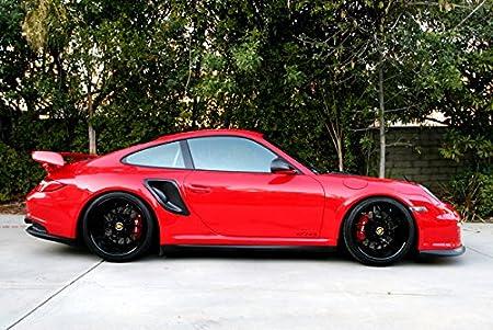 Amazon.com: Porsche 997 GT2 RS Carbon Fiber Side Air Intakes for 997 Turbo: Automotive