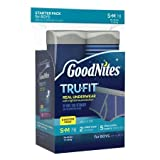 Goodnites Tru-Fit Real Underwear Starter Pack S/M, Boys - 3PC
