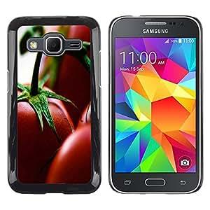 Be Good Phone Accessory // Dura Cáscara cubierta Protectora Caso Carcasa Funda de Protección para Samsung Galaxy Core Prime SM-G360 // Plant Nature Forrest Flower 76