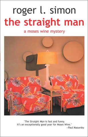 book cover of The Straight Man