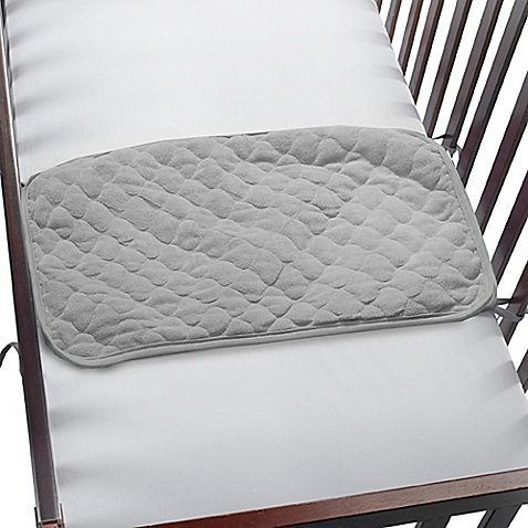 Baby Sheet Saver Pad (Grey) by BE BE Basics
