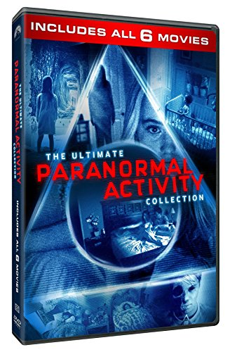- Paranormal Activity 6-Movie Collection