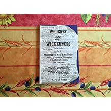 Whiskey and Wickedness No 3 Mississippi and Carp River Valleys; Lanark, Frontenac, Addington and Carleton Counties 1815-1900