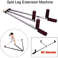 Pesly Camilla de la Pierna Leg Stretcher Leg Split Stretching Machine Stretching Equipment Flexibility SplitFlex | Stretch Your Legs for Ballet, Yoga,Dance
