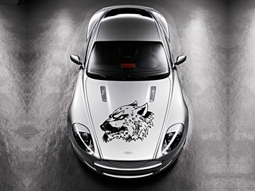 Lynx Hood - Wild Lynx Cat Great HOOD VINYL DECAL ART STICKER GRAPHICS FIT CAR TRUCK SL493