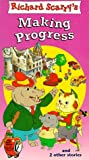 Richard Scarry's Making Progress [VHS]