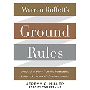 Warren Buffett's Ground Rules Hörbuch