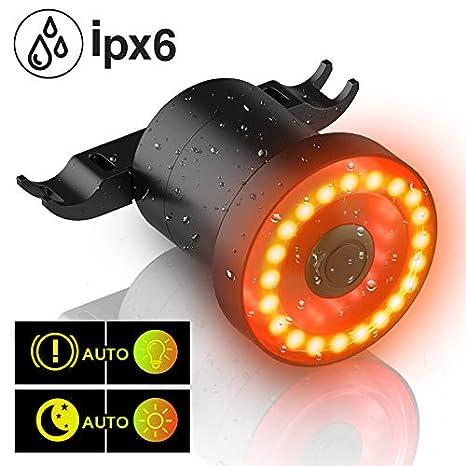 MEIDI - Luces LED para Bicicleta, luz Trasera ultrabrillante para ...