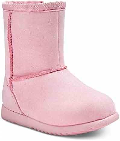 d72aa39849c9 Masked Brand Genuine Kids from OshKosh Infant Girls' Aubrey Fleece Boots