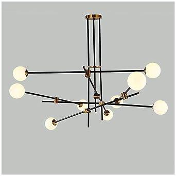 Leohome Lámparas de techo Lámparas colgantes moleculares ...
