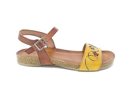 afcf1dd7d27 Porronet - Porronet-2416PISA099 Mujer  Amazon.es  Zapatos y complementos