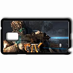 Personalized Samsung Note 4 Cell phone Case/Cover Skin Action Isaac Clarke Nicole Ellie Black