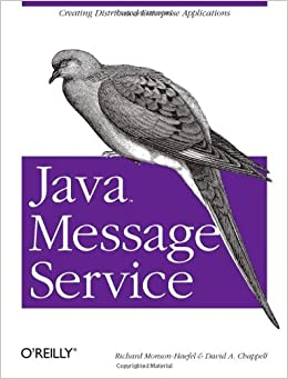 Book Java Message Service (O'Reilly Java Series)