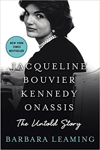 Image result for jacqueline bouvier kennedy book