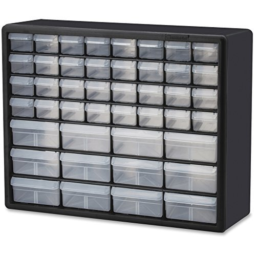 AKM10144 - Akro-Mils 44 Drawers Stackable Cabinet