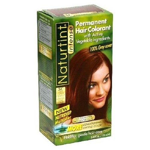 NATURTINT HAIR COLOR,5C,LT CPR CHSN, 5.28 FZ by Naturtint