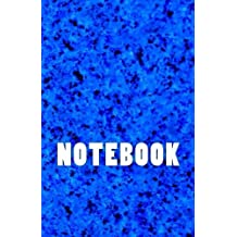 NOTEBOOK - Blue Image
