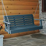 highwood AD-PORW2-NBE Weatherly Porch Swing, 4