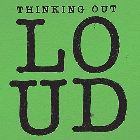 Thinking Out Loud von Ed Sheeran