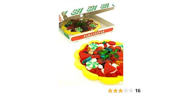 Pizza de Chuches de 500 grs
