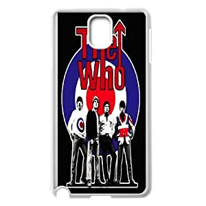 JenneySt Phone CasePopular Music Band -The Who For Samsung Galaxy NOTE4 Case Cover -CASE-2
