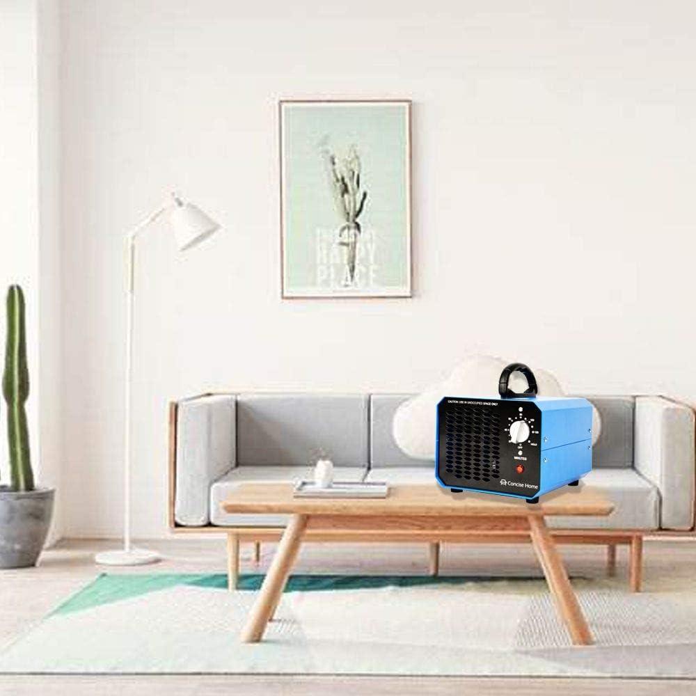 10000mg Concise Home Generador De Ozono Industriales Purificador De Aire Ozono Purificador De Aire