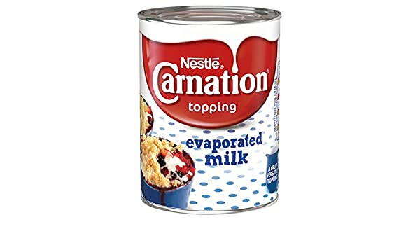 Nestlé Carnation Topping Leche evaporada 410g: Amazon.es: Alimentación y bebidas