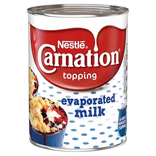 Leche Evaporada Carnation Lata 410G
