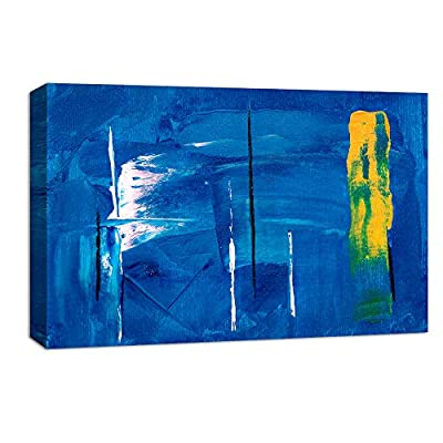 Quality Artwork, Majestic Picture, Abstract Colorful Painting Artwork for Home Framed