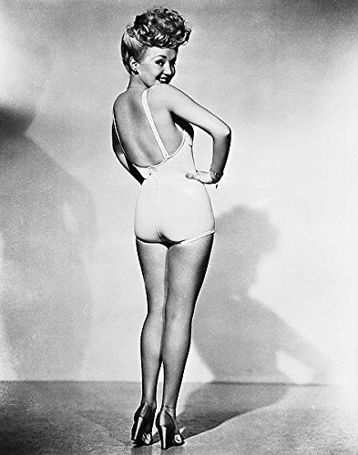 Betty Grable, 1942, WWII Pinup Girl by Hollywood Historic Photos 11