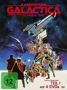 Kampfstern Galactica - Teil 1 [Import allemand]