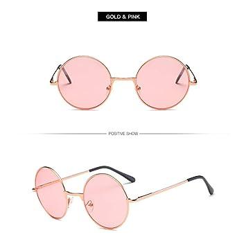 LLLM Gafas de sol Gafas de Sol para Mujer Retro Prince Gafas ...