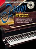 img - for CP72626 - Progressive Piano Method Book 1 Beginners book / textbook / text book