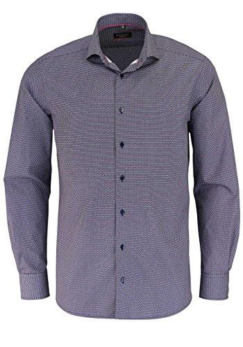 ETERNA long sleeve Shirt MODERN FIT Poplin printed