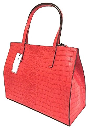 BORSA GUESS KINLEY LARGE SHOPPING BAG CG677824 RED