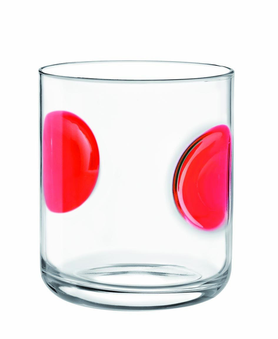 Fuchsia Inc 390700M02321735 Set of 6 Bormioli Rocco Glass Co Bormioli Rocco Giove Double Old Fashioned Glasses