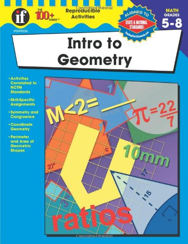Download The 100+ Series Intro to Geometry ebook