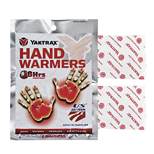 Yaktrax 8-Hour Hand Warmers, 10 Pair