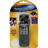 8 Button Remote Control For Sony and Canon Digital Cameras / Camcorders with LANC Jack [RC-800]