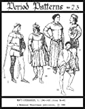 Men's Cotehardies and Sideless Surcoats Pattern
