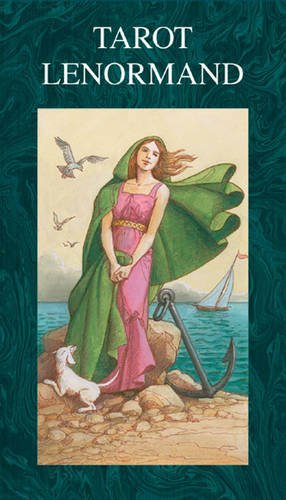 TAROT LENORMAND (cards) LO SCARABEO EX127 Occult Mind