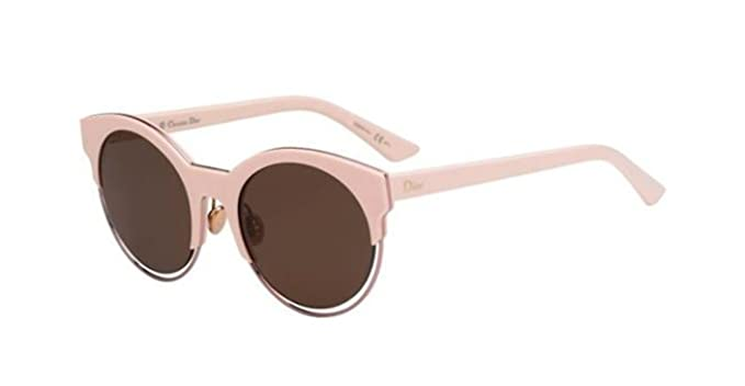 7e48e372afa Image Unavailable. Image not available for. Colour  Authentic Christian  Dior Sideral 1 J6E L3 Pink Sunglasses