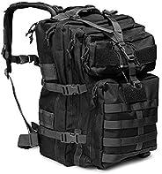 Allnice Tactical Backpack 50L Military Backpack Large Rucksack 3 Day Assault Pack Water-Resistant Tactical Bag