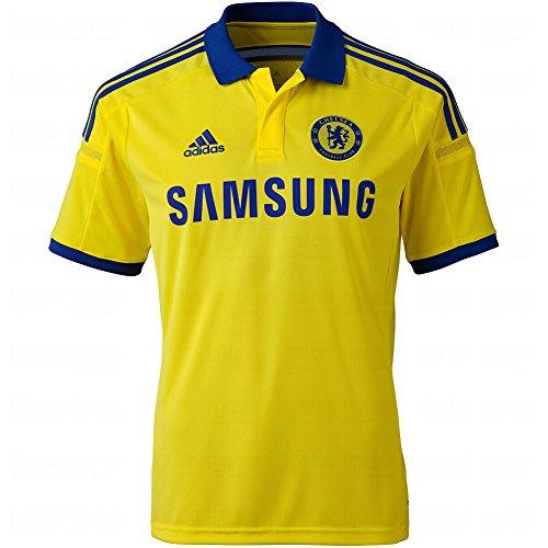 - Adidas Chelsea Away Youth Jersey [Byello/cheblu] (M)